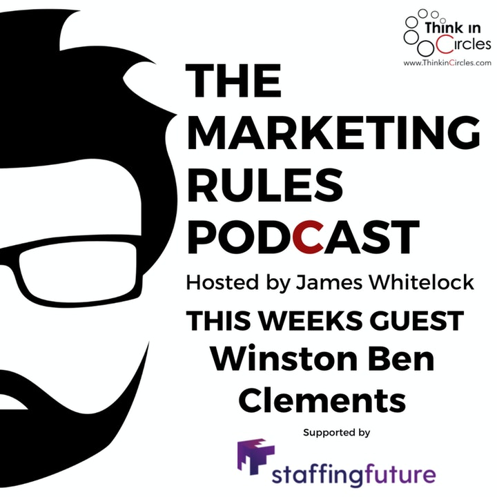 Do marketers have a roll to play in diversity, inclusion and equality with Winston B Clements