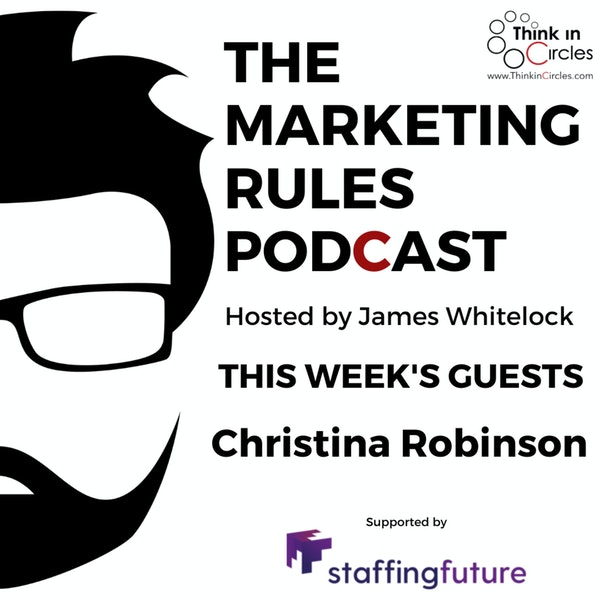 The Recruitment Marketing Congress with Christina Robinson (PODSWAP!) Image