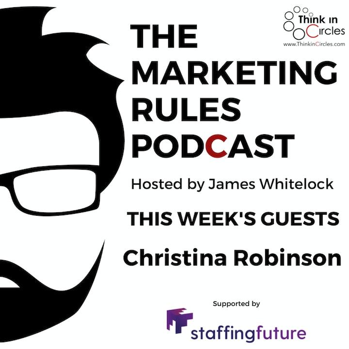 The Recruitment Marketing Congress with Christina Robinson (PODSWAP!)