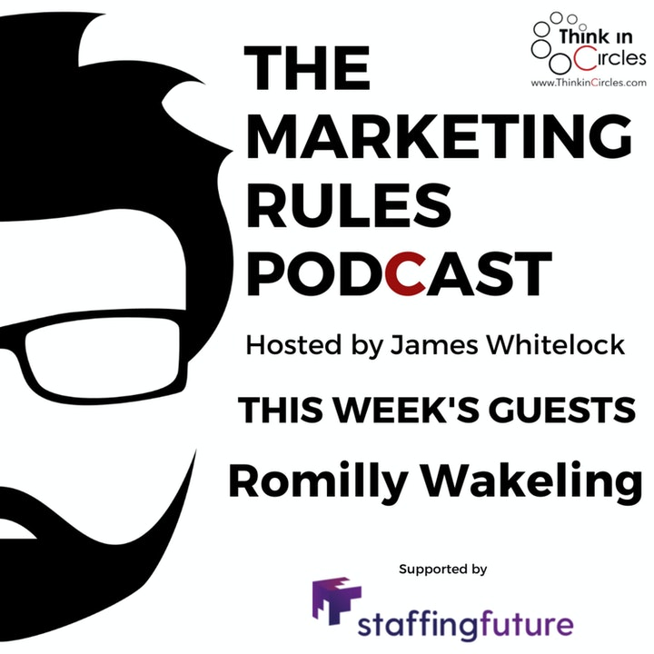 From racing cars to recruitment with Romilly Wakeling