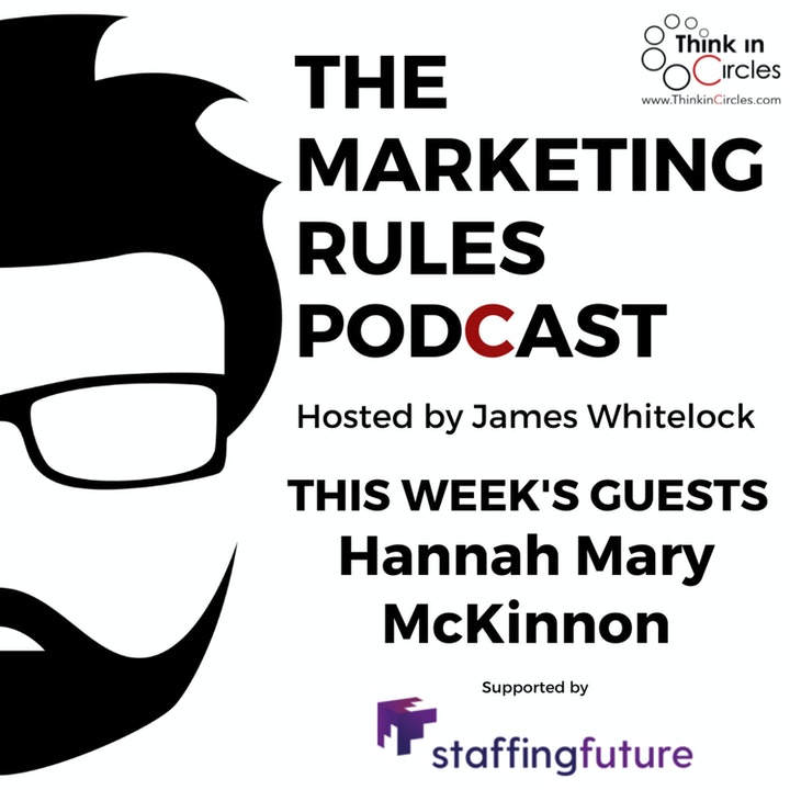 How to get out of Recruitment and do what you really want with Hannah Mary McKinnon
