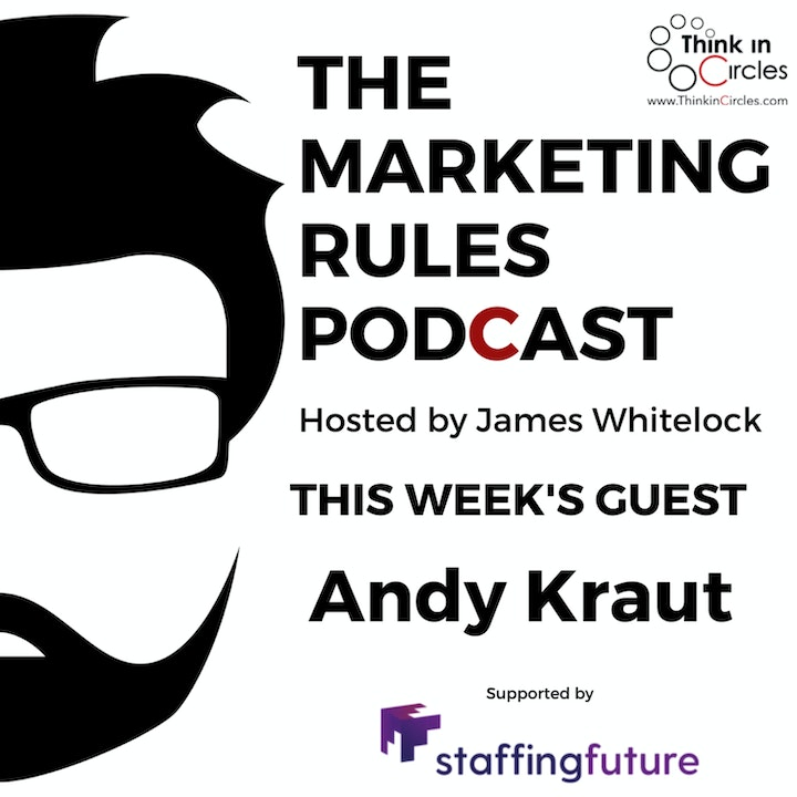 Making your business and marketing more inclusive with Andy Kraut