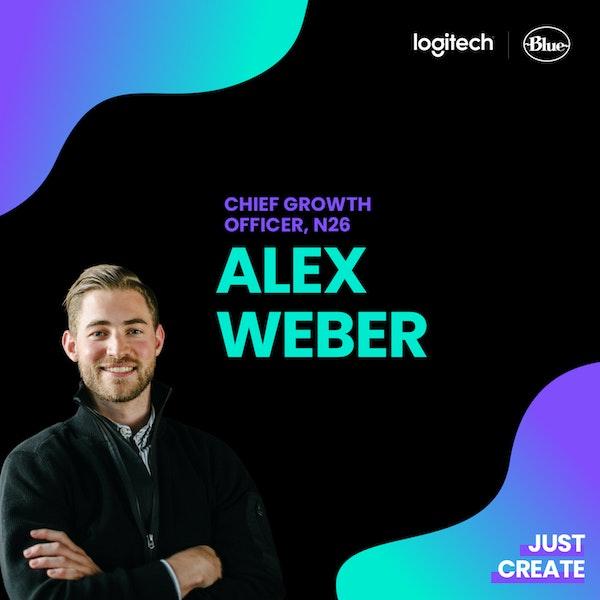 Alexander Weber, Chief Growth Officer bei N26   Just Create