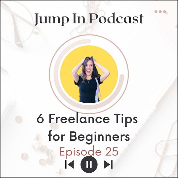 6 Freelance Tips for Beginners Image
