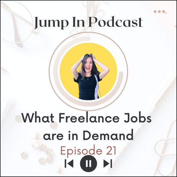 What Freelance Jobs are in Demand Image