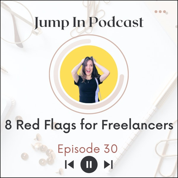 8 Red Flags for Freelancers Image