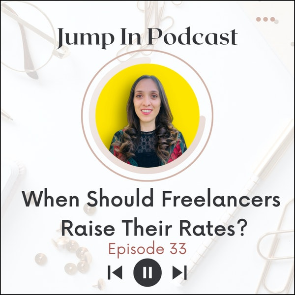 When Should Freelancers Raise Their Rates? Image