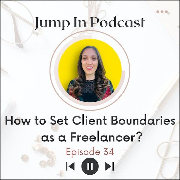 How to Set Client Boundaries as a Freelancer? Image