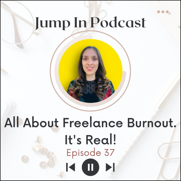 All About Freelance Burnout- It's Real! Image