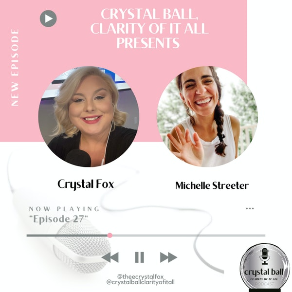 Finding Joy and Support in Infertility with Michelle Streeter