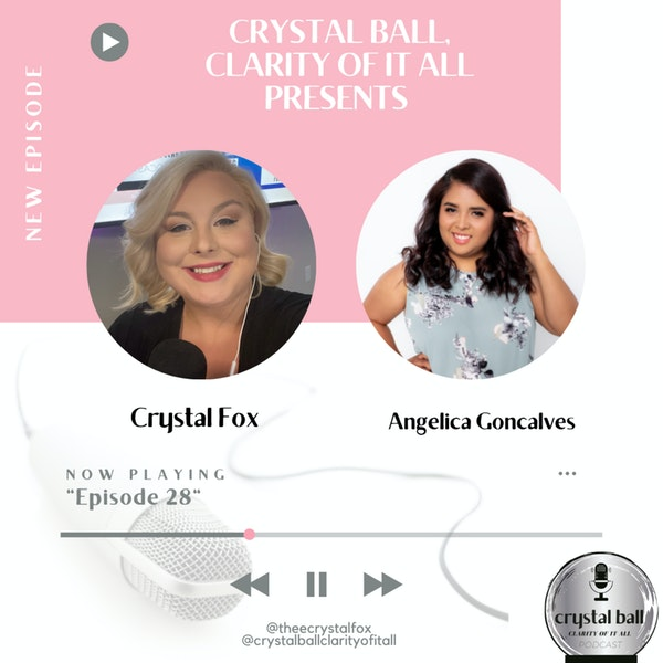 Living with PCOS with Angelica Goncalves