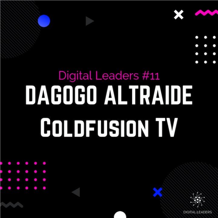 Episode image for Dagogo Altraide, Coldfusion TV
