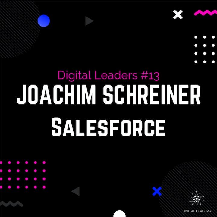 Episode image for Joachim Schreiner, Salesforce
