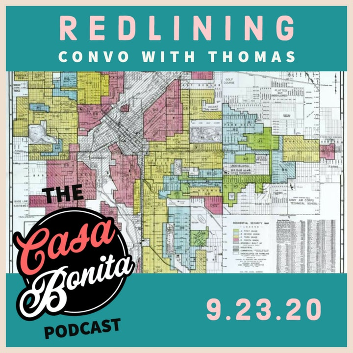 Redlining and Gentrification Convo with Thomas