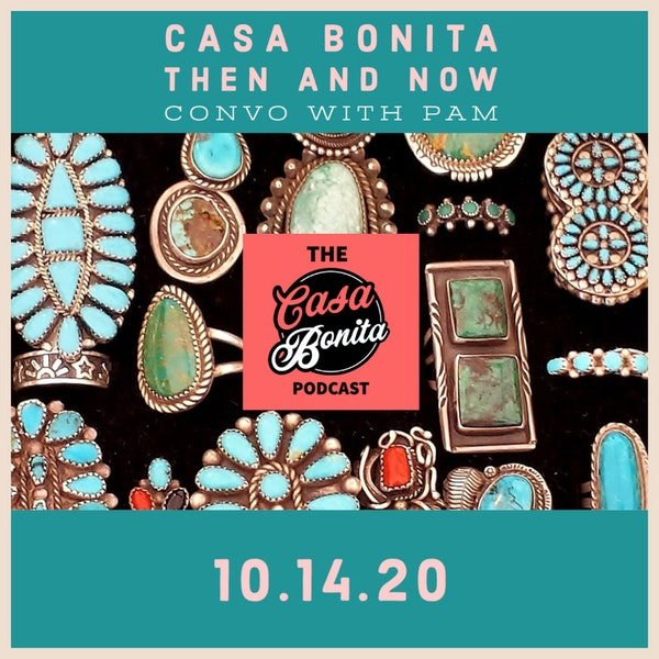 Casa Bonita Then and Now Convo with Pam Image