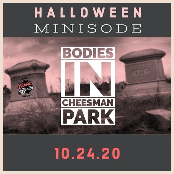 Bonus Minisode: Bodies in Cheesman Park Image