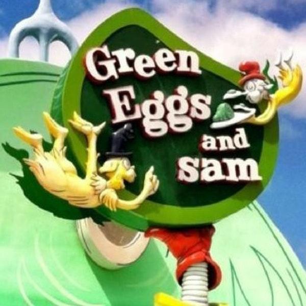 Episode 99 - @hameggsnsam