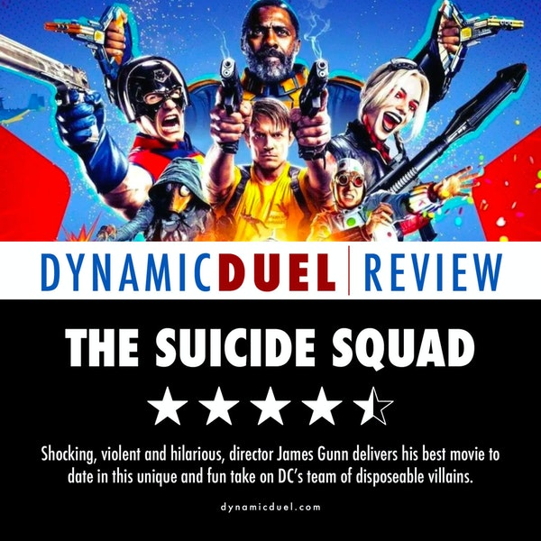 The Suicide Squad Review Image