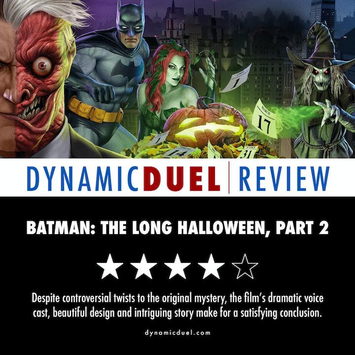 Batman: The Long Halloween, Part 2 Review