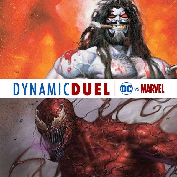 Lobo vs Carnage Image