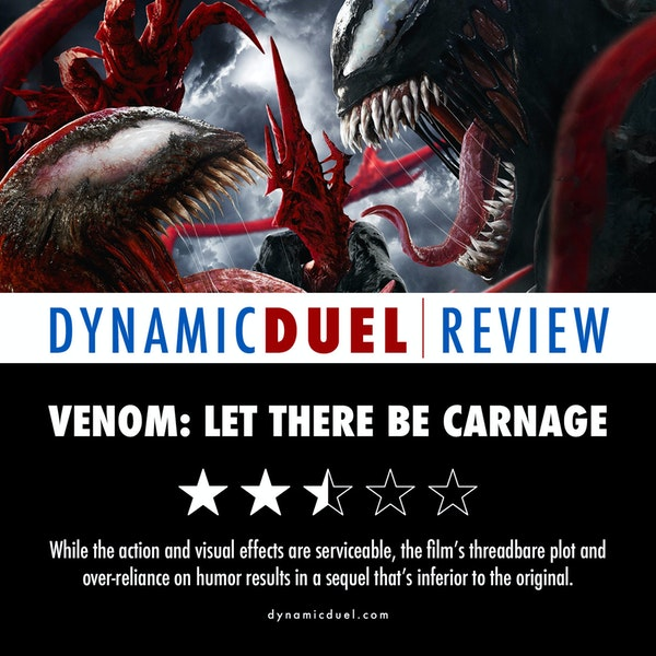 Venom: Let There Be Carnage Review Image