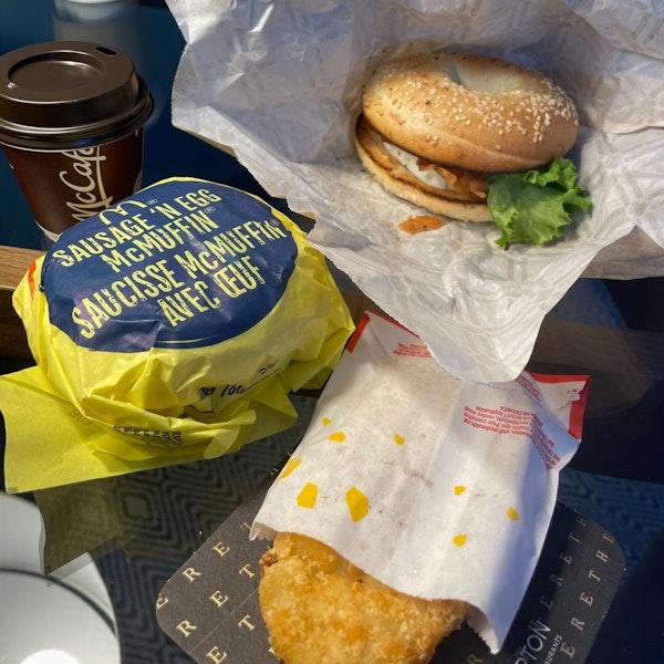 Canadian McDonalds™