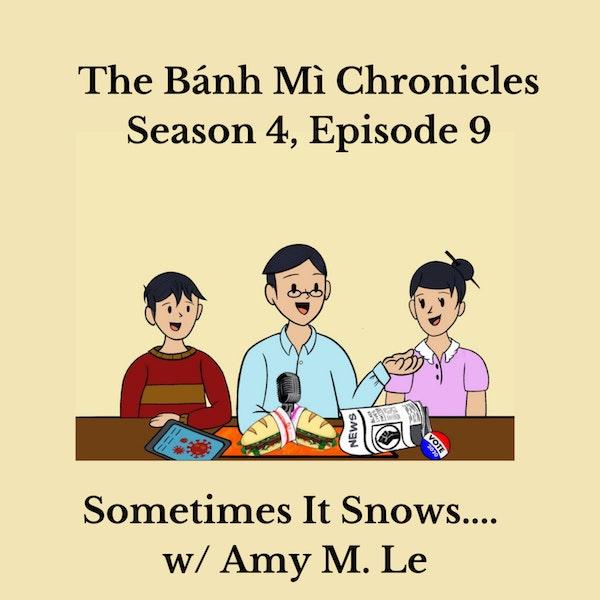 Sometimes It Snows... w/ Amy M. Le Image
