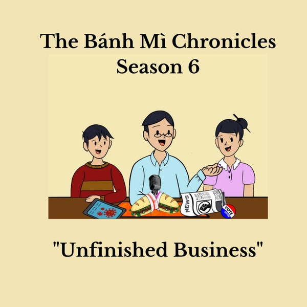 """Season 5 Closeout / Season 6 Preview """"Unfinished Business"""" Image"""