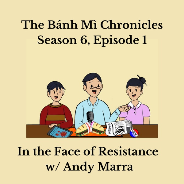 In The Face of Resistance w/ Andy Marra Image