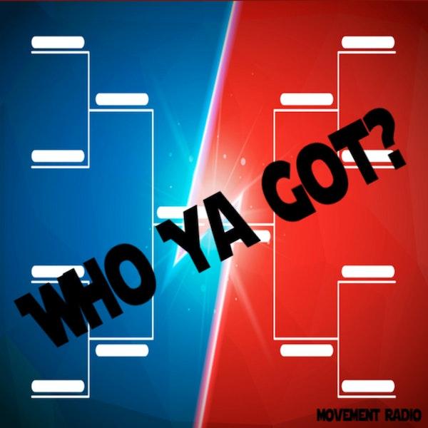 Who Ya Got? Greatest NFL Trios Elite 8 Image