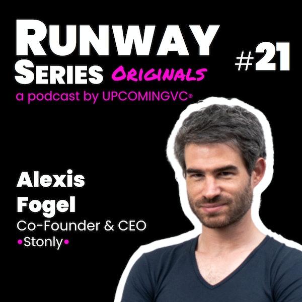 21. Alexis Fogel, Co-Founder & CEO @Stonly (ex- Co-Founder & CPO @Dashlane) - L'ADN d'un Product, la Culture People-First, le Financement par des VC US. Image