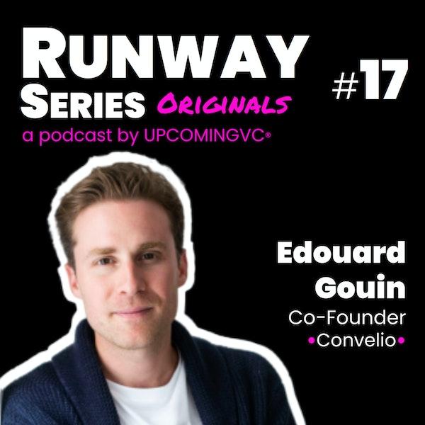 17. Edouard Gouin (convelio.com) - Comment une Series A de €9m réinvente l'expérience logistique sur le marché de l'Art. Image