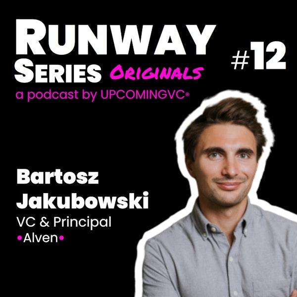 12. Bartosz Jakubowski, VC, Principal @Alven - Se forger un domaine d'expertise mais rester humble pour entrer dans le VC. Image
