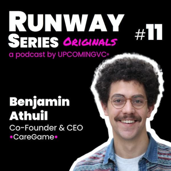 11. Ben Athuil (caregame.com) - Simplifier le discours et lever € 800k pour révolutionner le Cloud Mobile Gaming Image