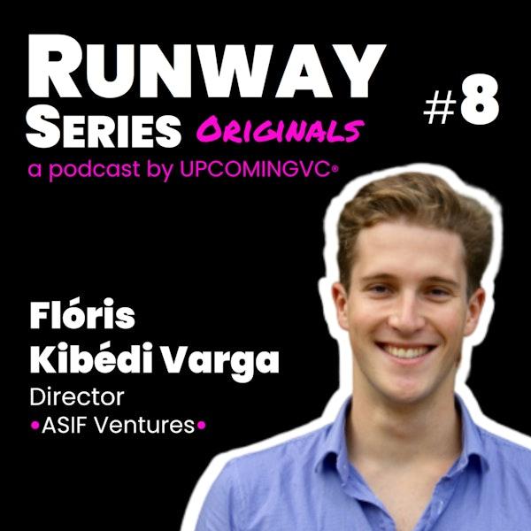 8. Floris Kibedi Varga (asif.ventures) - Building & educating a tech ecosystem in Amsterdam. Image