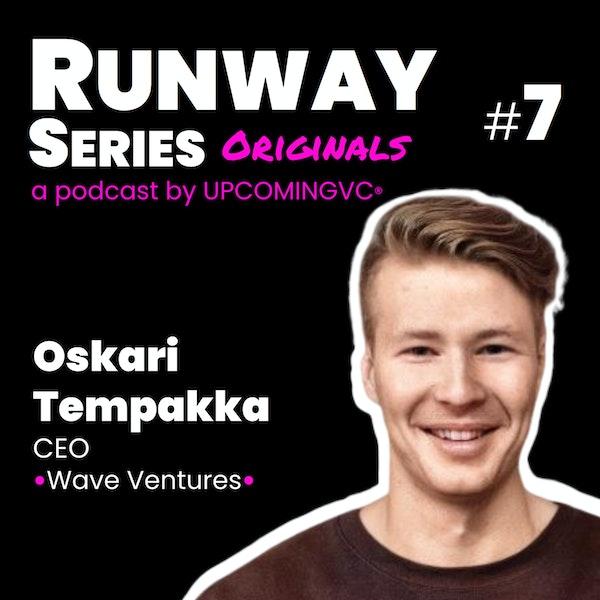 7. Oskari Tempakka (wave.ventures) - Student, Entrepreneur, Impact Investor in the Nordics. Image
