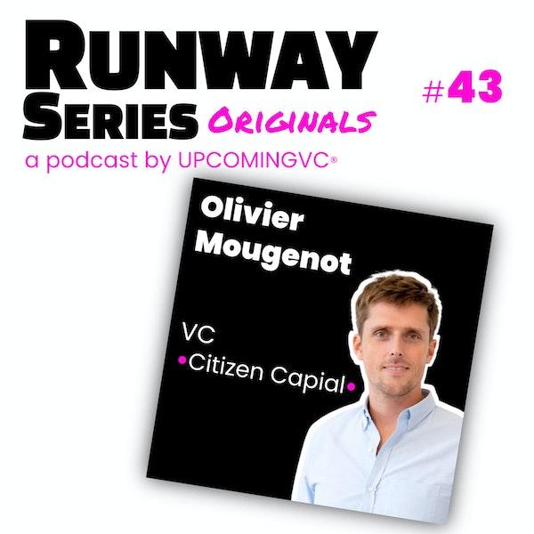 43. Olivier Mougenot, VC @ Citizen Capital - L'impact investing: tout sauf un filtre d'analyse mais une réponse aux enjeux de transformation sociétale. Image
