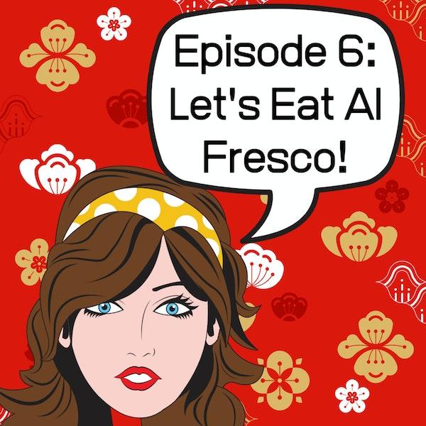 Let's Eat Al Fresco! Image