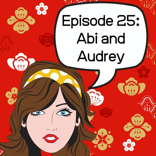 Abi and Audrey Image