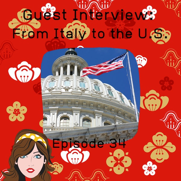Guest Interview: From Italy to the U.S. Image