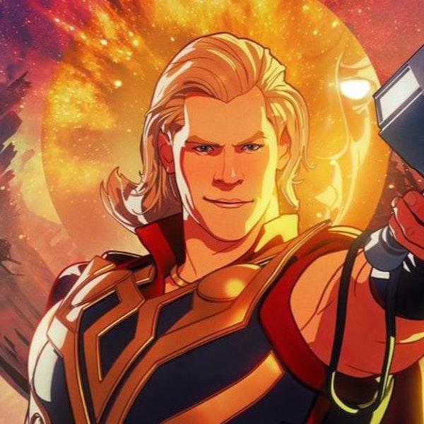 Fandom Hybrid Podcast #114 - Marvel's What If...E7