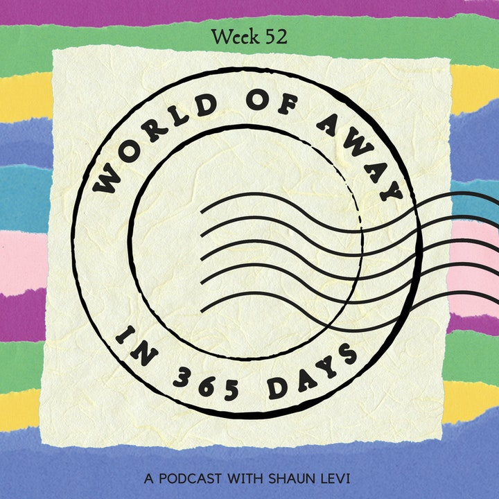 Week 52: Bon Voyage