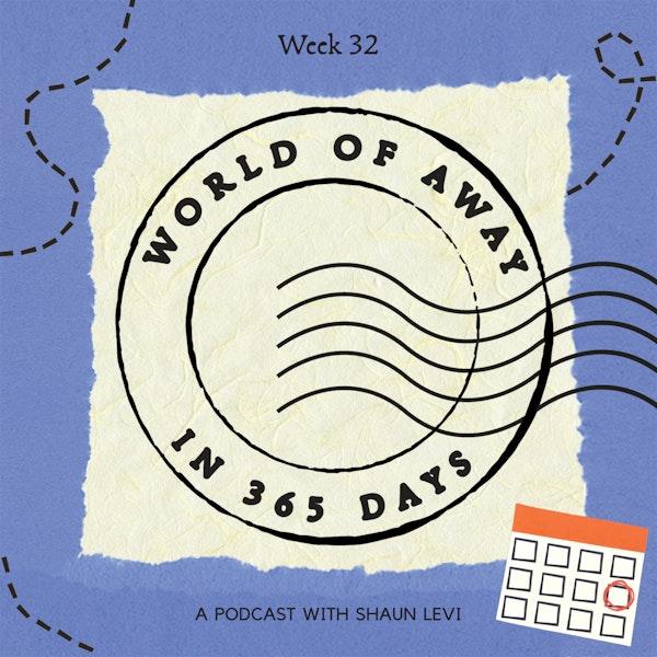 Week 32: Point of Departure