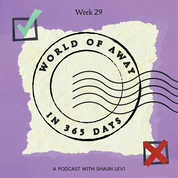 Week 29: Action plans that secure your World of Away