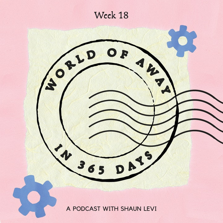 Week 18: How to prepare for World of Away so you can leave your cares behind