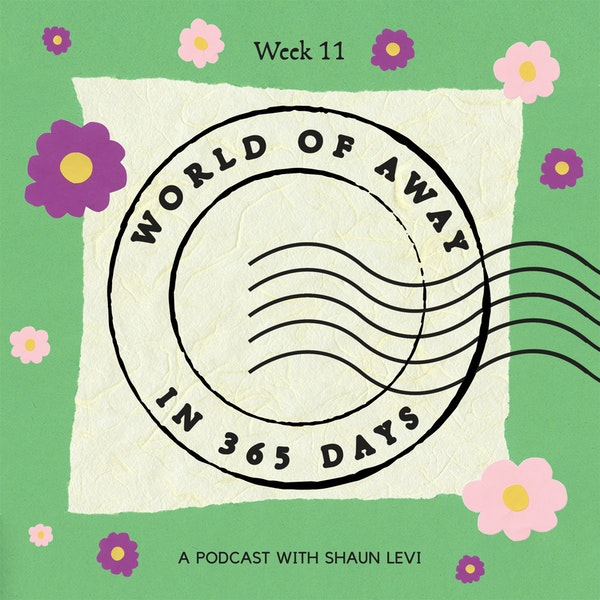 Week 11: Hit Pause...Take a Break
