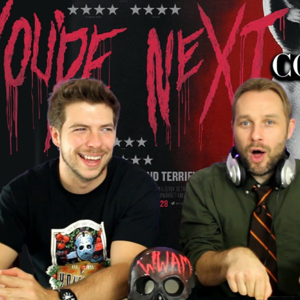 YOU'RE NEXT Full Movie Commentary