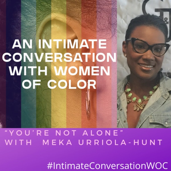 """""""You're Not Alone"""" with Meka Urriola-Hunt, President of LEAGUE at AT&T Georgia Image"""