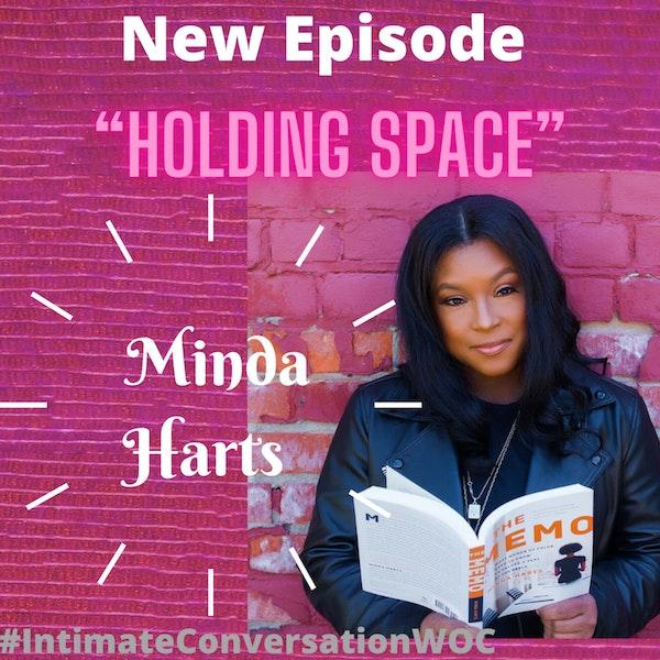 """Holding Space"" with Minda Harts Image"