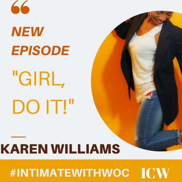 """Girl, Do It!"" with Karen Williams Image"